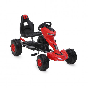 Byox Αυτοκίνητο Go Kart Rush Red 1501