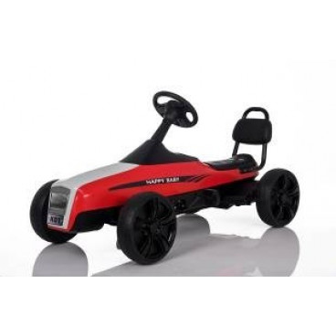Byox Αυτοκίνητο Go Kart Happy Baby Red K01