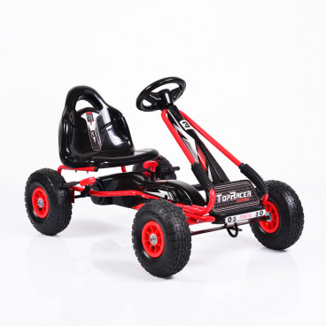 Byox Αυτοκίνητο Go Kart Top Racer Air Red 3800146241261