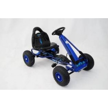 Byox Αυτοκίνητο Go Kart Top Racer Air Blue 3800146241254