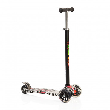Byox Scooter Rapture Black 3800146255428