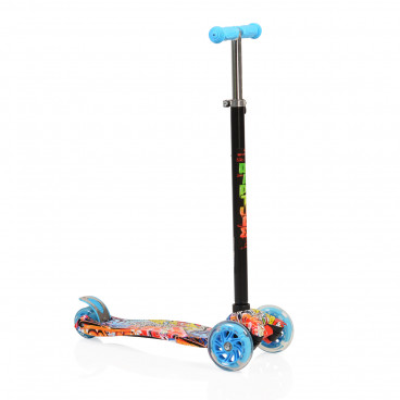 Byox Scooter Rapture Blue 3800146255435
