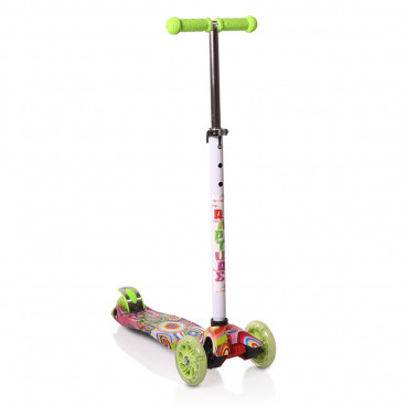 Byox Scooter Rapture Green 3800146225223