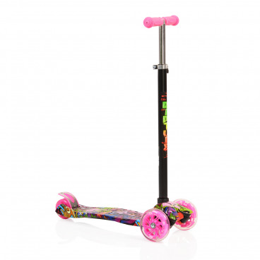 Byox Scooter Rapture Pink 3800146255442