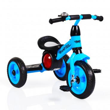 Byox Τρίκυκλο Ποδηλατάκι Bonfire BW-158 Blue 3800146241919