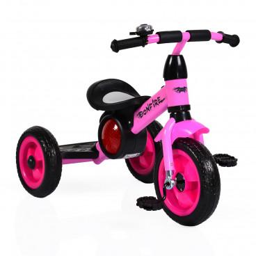 Byox Τρίκυκλο Ποδηλατάκι Bonfire BW-158 Pink 3800146241896