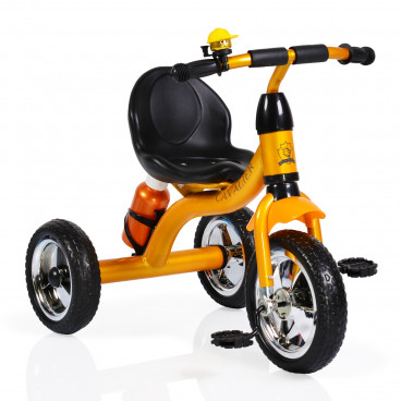 Byox Τρίκυκλο Ποδηλατάκι Cavalier BW-15 Gold 3800146241940