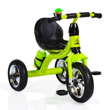 Byox Τρίκυκλο Ποδηλατάκι Cavalier BW-15 Green 3800146241964