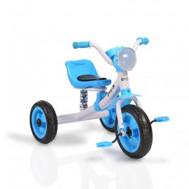 Byox Τρίκυκλο Ποδηλατάκι Felix Blue 3800146242367
