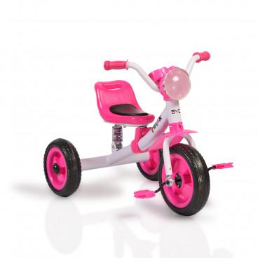 Byox Τρίκυκλο Ποδηλατάκι Felix Pink 3800146242374