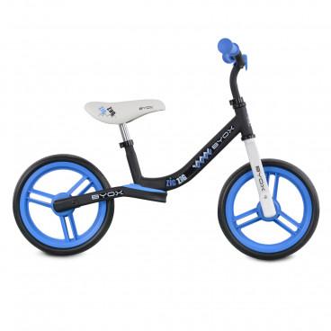Byox Ποδήλατο Εκμάθησης Ισορροπίας Zig Zag Blue 3800146225100
