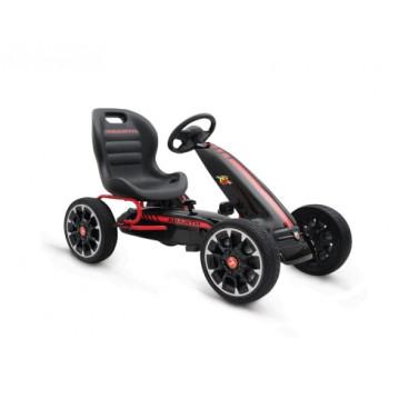 Byox Αυτοκίνητο Go Kart Abarth 500 Asseto Black PB9388A