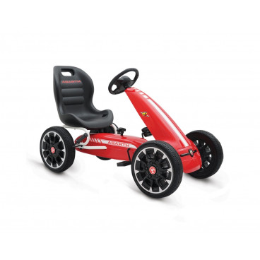 Byox Αυτοκίνητο Go Kart Abarth 500 Asseto Red PB9388A