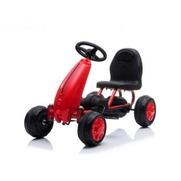 Byox Αυτοκίνητο Go Kart Blaze Red 3800146242978