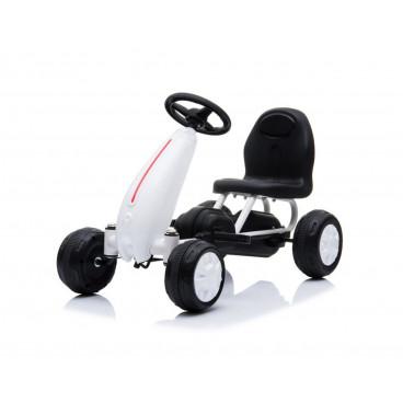 Byox Αυτοκίνητο Go Kart Blaze White 3800146242985