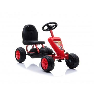 Byox Αυτοκίνητο Go Kart Colorado Red 3800146230227