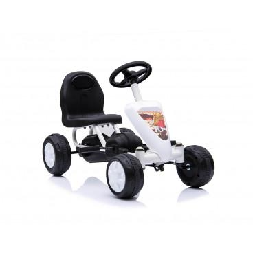Byox Αυτοκίνητο Go Kart Colorado White 3800146230234