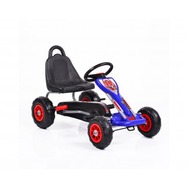 Byox Αυτοκίνητο Go Kart Falcon Air Blue 3800146241179