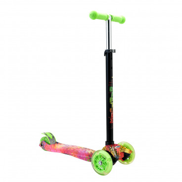 Byox Scooter Rapture Green 3800146225674