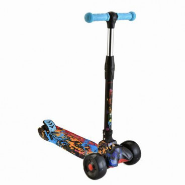 Byox Scooter Punky Blue 3800146225384