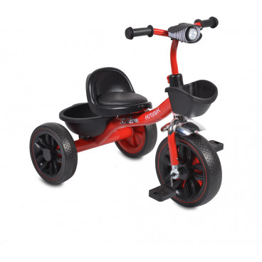 Byox Τρίκυκλο Ποδηλατάκι Hawk Red 3800146230722