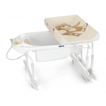 Cam Μπανιέρα Αλλαξιέρα Idro Baby Orso C518-219