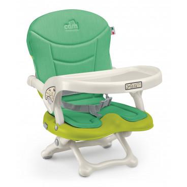 Cam Καρεκλάκι Φαγητού Καρέκλας Smarty Verde S333-25