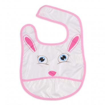 Cangaroo Αδιάβροχη Σαλιάρα Bunny 6148 Pink
