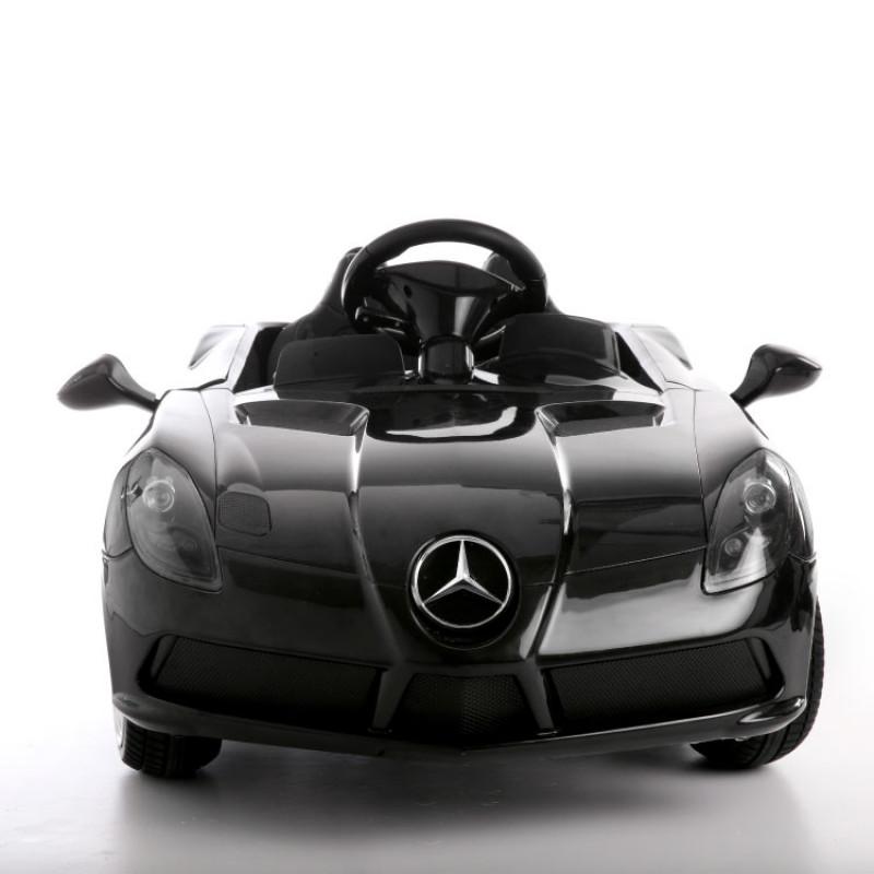 Moni Ηλεκτροκίνητο Αυτοκίνητο MercedesMclaren Sterling Moss DMD-158 Black