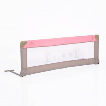 Cangaroo Προστατευτική Μπάρα Κρεβατιού Pink 3800146247317