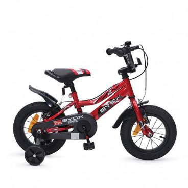 """Byox Παιδικό Ποδήλατο 12"""" Prince Red 3800146200442"""