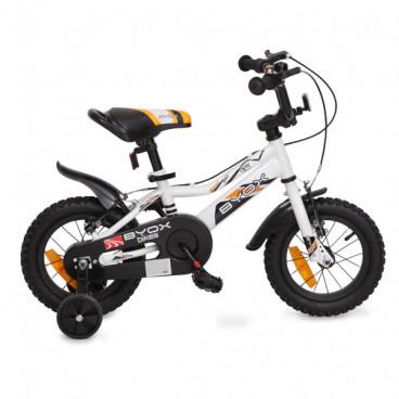 "Byox Παιδικό Ποδήλατο 12"" Prince White 3800146200442"
