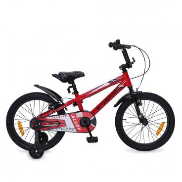 """Byox Παιδικό Ποδήλατο 18"""" Alloy Red 3800146200725"""
