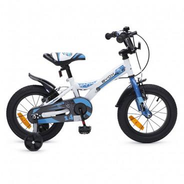 "Byox Παιδικό Ποδήλατο 14"" Rapid Blue 3800146200602"