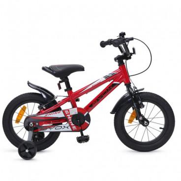 """Byox Παιδικό Ποδήλατο 14"""" Shine Alloy Red 3800146200619"""