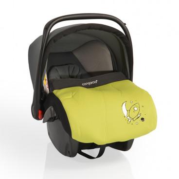 Cangaroo Κάθισμα Αυτοκινήτου Apollo, 0-13 kg Green 3800146238667