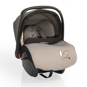 Cangaroo Κάθισμα Αυτοκινήτου Apollo, 0-13 kg Grey 3800146238650