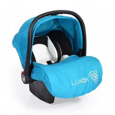 Cangaroo Κάθισμα Αυτοκινήτου Luxor, 0-13 kg Turquoise 3800146238315