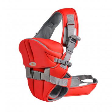 Cangaroo Μάρσιπος Carry Go 2 Red 3800146256043