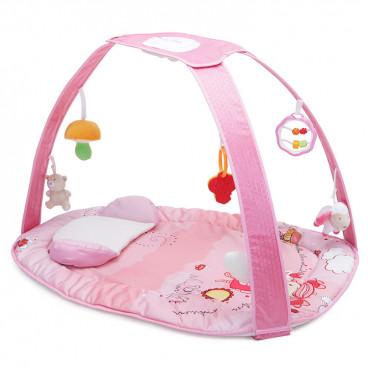 Cangaroo Γυμναστήριο Χαλάκι Δραστηριοτήτων Pastel Pink Blanket 3800146258504