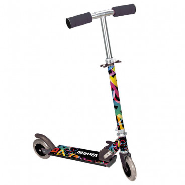 Cangaroo Moni Πατίνι Scooter Magic Zc D001-01 Black