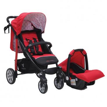 Cangaroo Πολυκαρότσι 2-1 Arrow Red 3800146233617