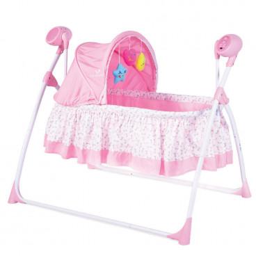 Cangaroo Καλαθούνα - Ρηλάξ Accent Pink 3800146247355