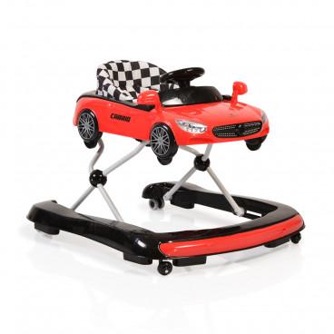 Cangaroo Περπατούρα 2-1 Cabrio Red 3800146243654