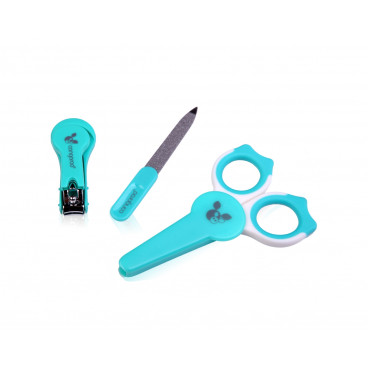 Cangaroo Σετ Περιποίησης Νυχιών Blue 3800146259815