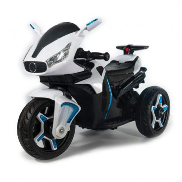 Moni Ηλεκτροκίνητη Μηχανή Shadow White 3800146213565