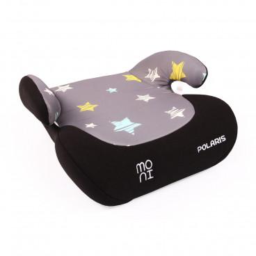 Moni Κάθισμα Αυτοκινήτου Polaris, 15-36kg Grey Stars 3800146239268