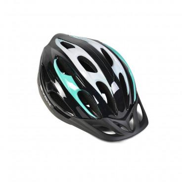 Byox Κράνος Ποδηλάτου Y02 Black 54-58cm 3800146225841