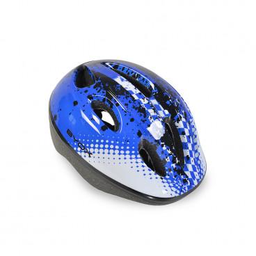 Byox Κράνος Ποδηλάτου Y03 Blue 48-54cm 3800146225759