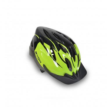 Byox Κράνος Ποδηλάτου Y15 Green 58-62cm 3800146225803